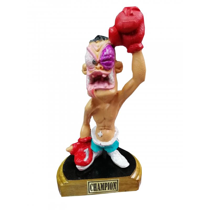 Figura Boxeador Coleccionable