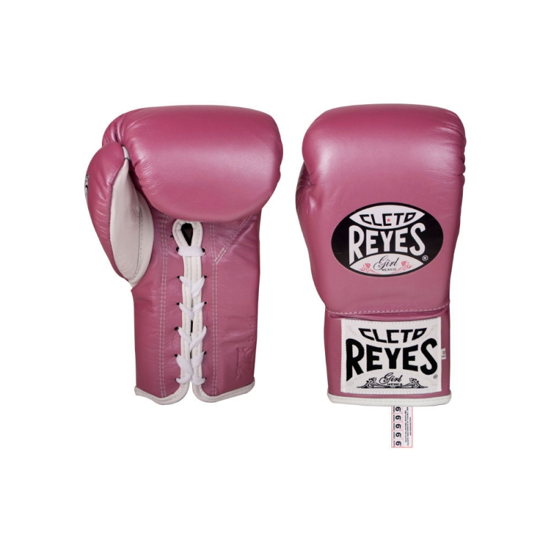 Guantes Cleto Reyes | Safetec Rosa