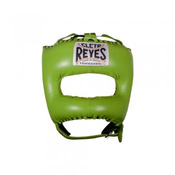 Careta Cleto Reyes De Barra Tradicional Verde Limón