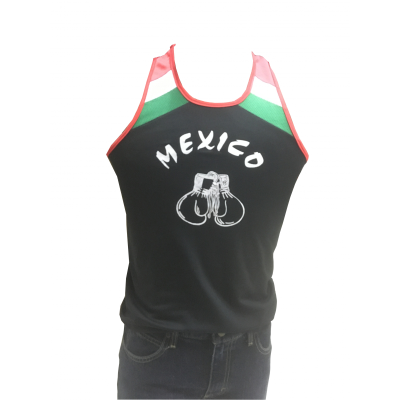 CAMISETA OLÍMPICA MÉXICO