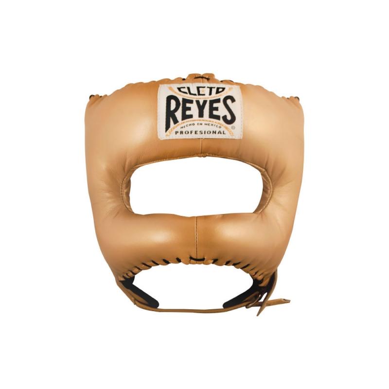 Careta Tradicional Cleto Reyes Dorada