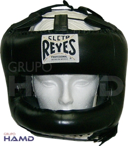 Careta Cleto Reyes De Barra Rediseñada Negro
