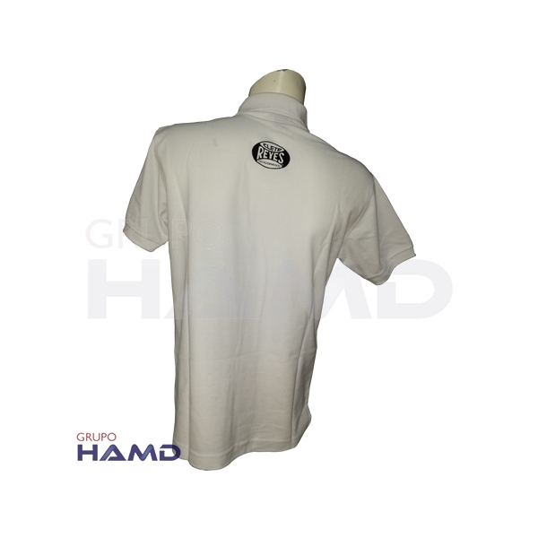 PLAYERA POLO CLETO REYES