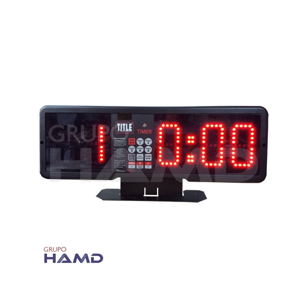 TIMER PROFESIONAL TITLE PROGRAMABLE