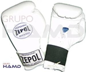 GUANTE ZEPOL PARA BOX DE PIEL