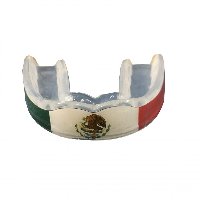 Protector Bucal Termoformable Sencillo Nocaut México